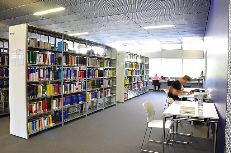 Hochschule Ulm Bibliothek